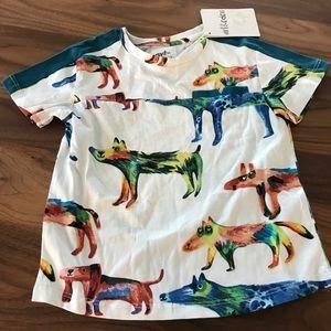 Art & Eden T-shirt Size 4